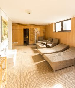 Bild Saunavorraum