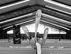 Tennishalle der Tennisacademy TU Gmbh Udvardi